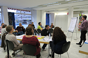 Workshop: Diskussion zu 3 Arbeitsthesen
